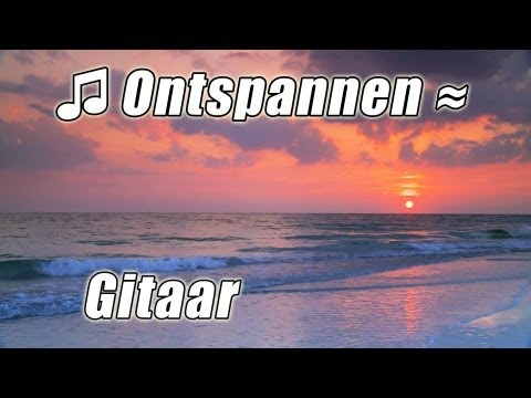 STUDIE MUZIEK #1 Ontspannen GITAAR Romantisch Instrumentale Voor De Studie Van Liefde Nummers