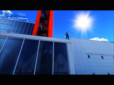 Mirror's Edge capitulo 1 (TODOS LOS MALETINES)