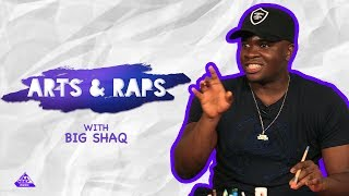 BIG SHAQ: What Makes A Woman Hot?  | Arts & Raps