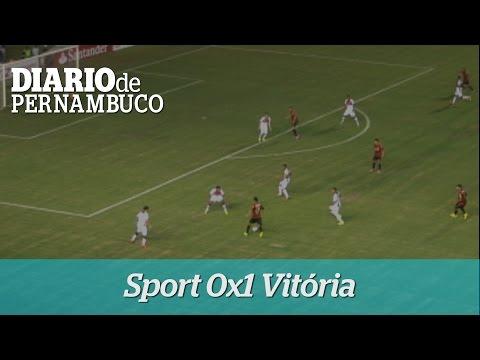 Sport � derrotado pelo Vit�ria na Copa Sul-Americana