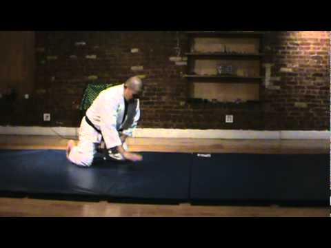 New York City Aikido: Ukemi Waza: Basic Front Roll for Self-Defense: Greg Soon Sensei Image 1