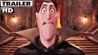 HOTEL TRANSILVANIA 2 Trailer 2015 Español