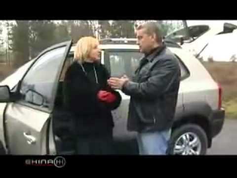 Тест драйв Hyundai Tucson часть 1