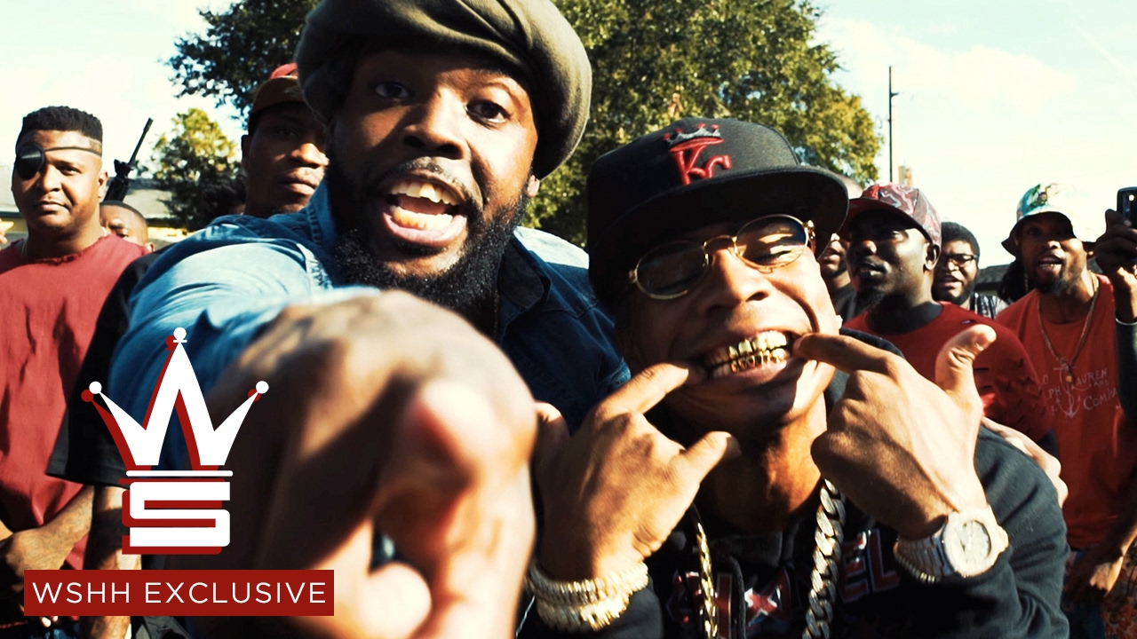 KT Feat. Plies - No Clutchin