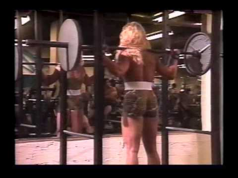 Joe Weider's Bodybuilding Training System Tape 6 - Detail Training Calves, Abs & Forearms Image 1