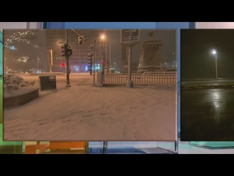 Millions brace for major winter storm