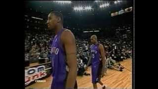 All Star Weekend Oakland 2000 Slam Dunk Contest