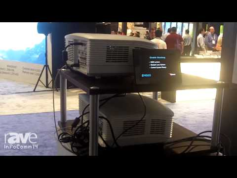 InfoComm 2014: Optoma Details GB200 Edge Blending Device