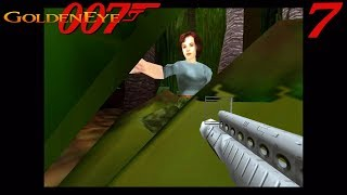 Let's Play GoldenEye 007 [60FPS-M/Kb-Randomized] Ep.7 Jungle/Control