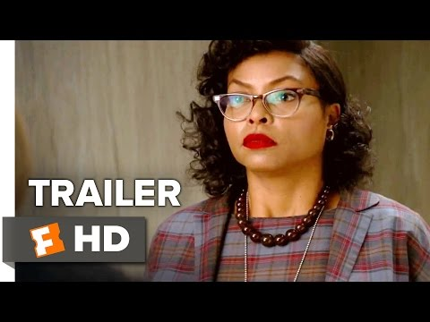 Hidden Figures Official Trailer 1 (2017) - Taraji P. Henson Movie
