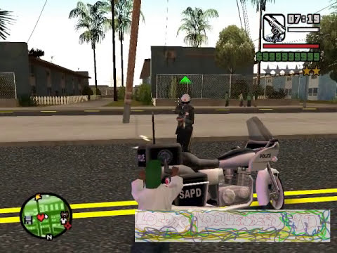 Loquendo-CJ Junior El Hijo de CJ GTA San Andreas