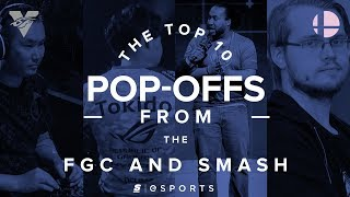 The Top 10 Pop-offs in FGC and Smash Bros. History