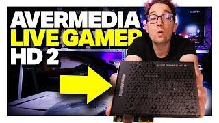 AVerMedia Live Gamer HD 2 Unboxing | Affordable PCI-e Capture Card