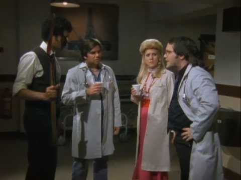 Garth Marenghi's Darkplace - Episode 01 (Full Episode) - Once Upon A Beginning