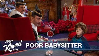 Naughty or Nice with Jimmy Kimmel & Guillermo