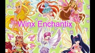 Winx Club 3: Enchantix Dönüşümü English ! HD!
