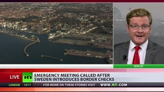Sweden starts ID checks at border w/ Denmark to curb migrant flow