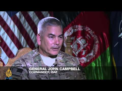 General John Campbell: Mission impossible?