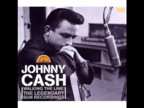 Johnny Cash-Blue Train