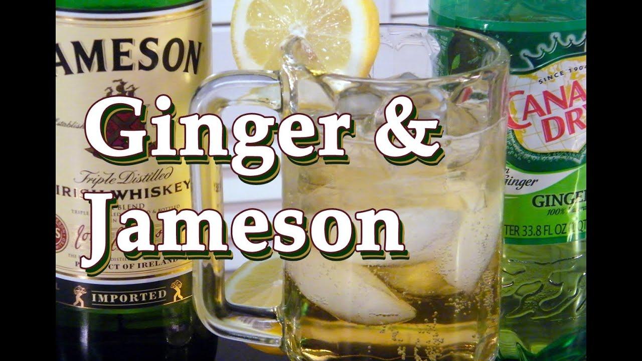 Ginger and Jameson aka Big Ginger - Irish Whiskey Cocktails - theFNDC ...