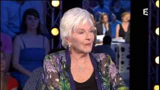 Line Renaud 22 juin 2013 On n'est pas couché #ONPC