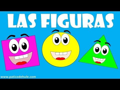 Figuras geométricas para niños - Formas y Figuras para niños