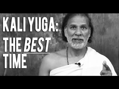 Kali Yuga: A Time of Spiritual Growth & Machinery - Acharya Shree Yogeesh