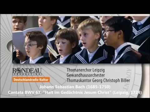 Бах Иоганн Себастьян - Bwv Cantata 67 Chorale