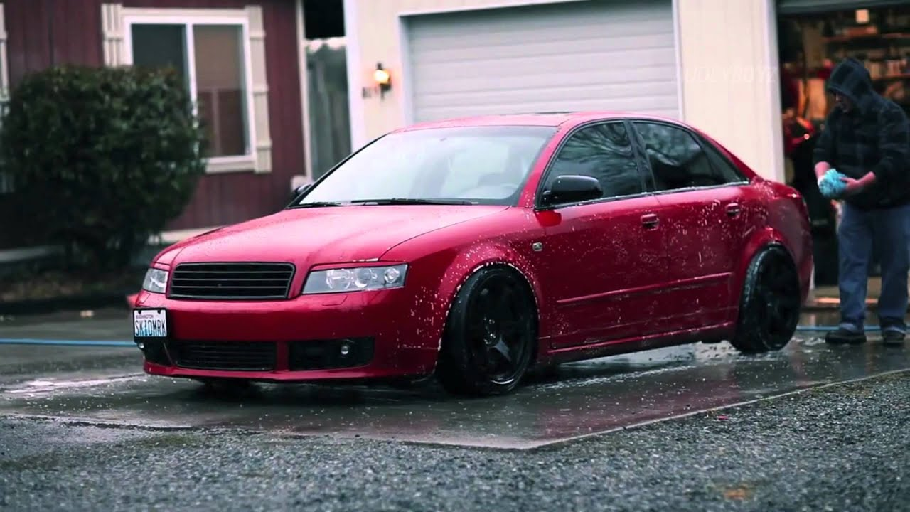 Bmw Killer Red Audi A4 B6 Audey Boyz Quot Frank Sweet