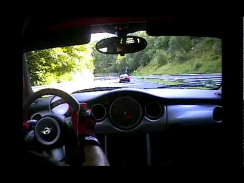 Mini Cooper S JCW GP vs. BMW M3 E46 on the Nuerburgring Nordschleife I