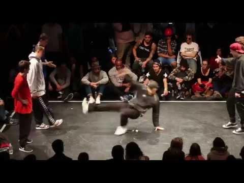 2014   Cholet Finale HotMilk Break Battle Floorknights Vs The Rugged
