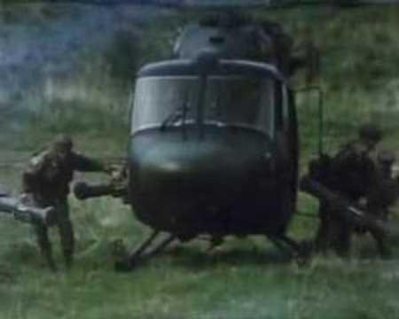Westland Lynx Helicopter Documentary