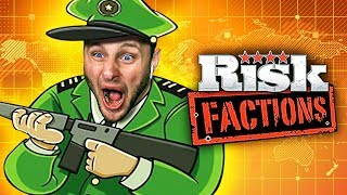 RISK FACTIONS: WHO CAN TAKE OVER THE WORLD!!!