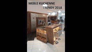 Nowoczesna kuchnia. Trendy 2018. Studio mebli Kitchen4you, 98-300 Wieluń, ul.Fabryczna 2e lok 1a
