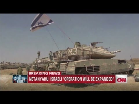 Israel on the brink of war