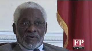 Haiti Ambassador Raymond Joseph: Is Haiti a Failed State?