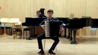 Franck Angelis - Haiti Ilya Zuzenkov accordion