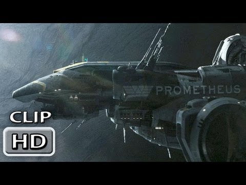 Prometheus Film Clip - The Landing
