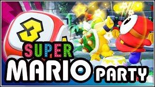 En la misma casilla!!! | 05 | Super Mario Party - Nintendo Switch