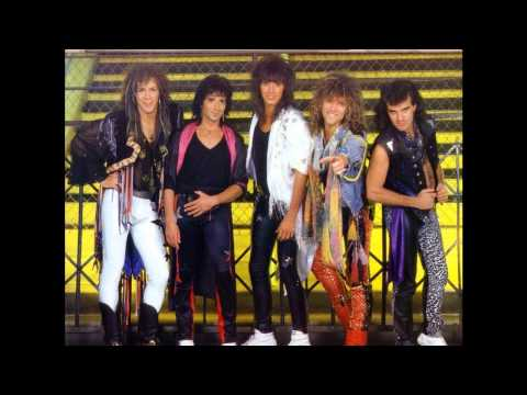 Bon Jovi - We Rule The Night