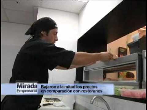 El negocio de la comida rápida nikkei peruana en chile (tv chile)