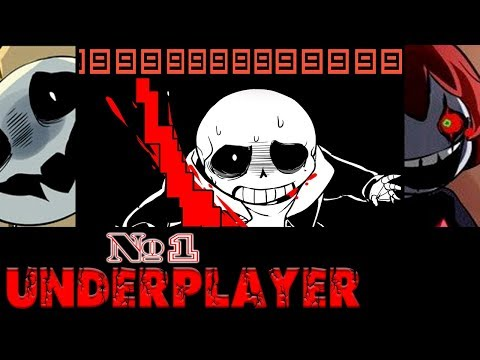 Comics - Underplayer | Undertale часть 1 (Озвученный Комикс)🎙️