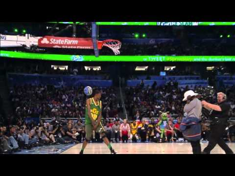 NBA All-Star Weekend 2012 Highlights