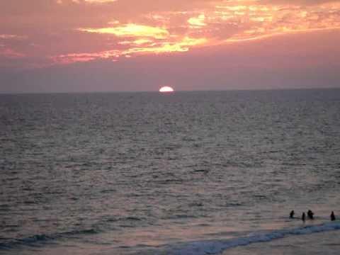 Another Sunset At Tina's Treasure Island - Panama City Beach, Florida 9/5/2010 VRBO Listing #286223