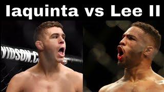 UFC on Fox 31: Al Iaquinta vs Kevin Lee Prediction