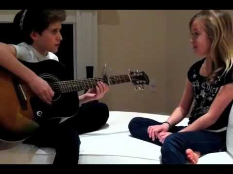 Somebody That I Used to Know - Gotye (Myles and Mylie Kids Cover) Music Videos