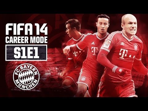 FIFA 14 Next Gen: Bayern Munich Career Mode - S1E1 - NEW SIGNINGS!