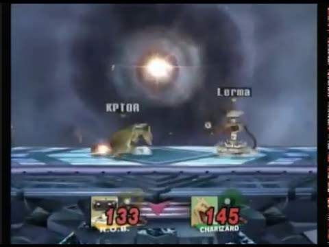 Lerma (R.O.B.) VS Kptor (Pokemon Trainer)