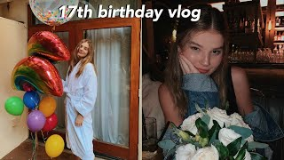 17th Birthday Vlog!!
