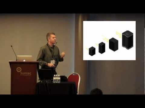 Online Games on the AWS Cloud | Kingsley Wood